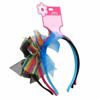 Girls' Organza Tutu Headbands