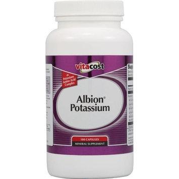 Vitacost Brand Vitacost Complexed Potassium - Albion Potassium Glycinate Complex -- 180 Capsules