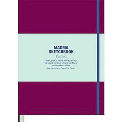 Magma Sketchbook (Notebook / blank book)