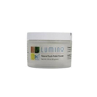 Lumino: Tooth Polish Organic Tooth Polish Powder, 3 oz