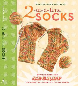 Workman Publishing 346196 Storey Publishing-2-at-a-Time Socks