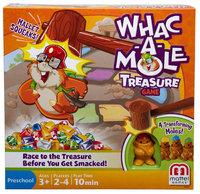 Whac-A-Mole Treasure Game