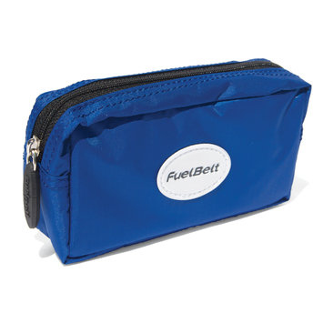 Fuel Belt Inc Ripstop Pocket with Loop Royal Blue M
