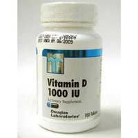 Douglas Labs Douglas Laboratories ® - Vitamin D (1000 I.U.) - 100 Tabs