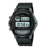Casio Sport Watch 50M Water Resistant Daily Alarm