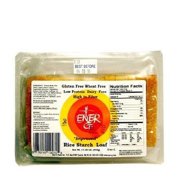 Ener-G Foods Rice Starch Loaf, 17.28 oz