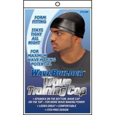 Wave Builder Wave Training Cap Black