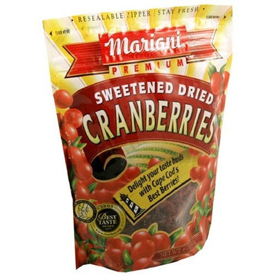 Mariani Cranberries, 6-Ounce Units (Pack of 12)