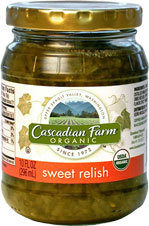 Cascadian Farm Organic Sweet Relish