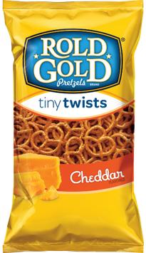 Rold Gold® Cheddar Flavored Tiny Twists Pretzels