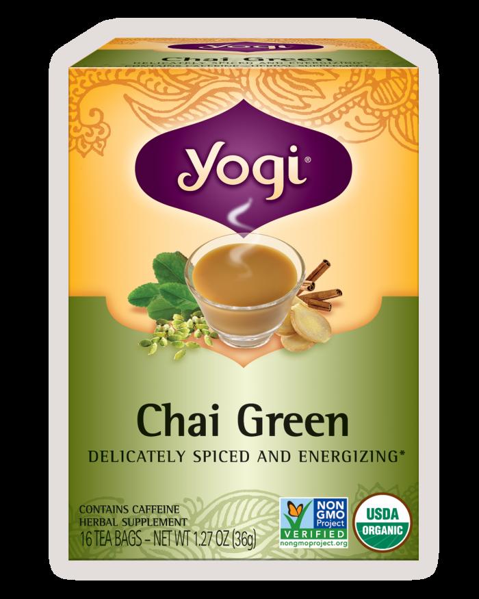 Yogi Tea Chai Green Tea