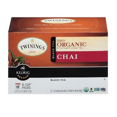 TWININGS® OF London Chai Organic K-Cup® Pods