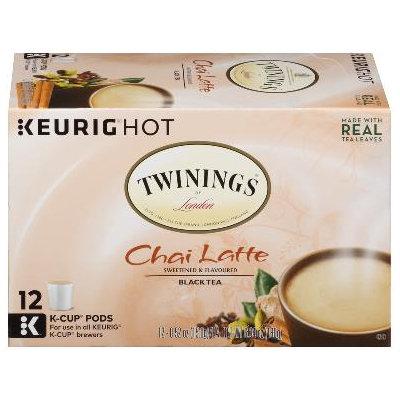 Twinings® Chai Latte Sweetened Black Tea K-Cup