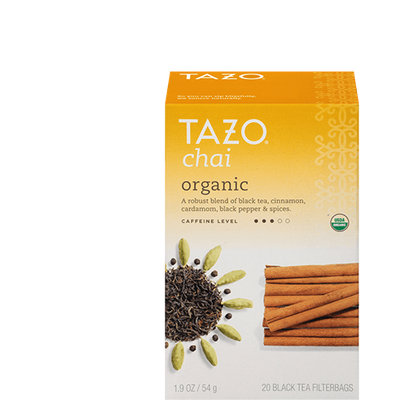 Tazo Chai Organic Black Tea