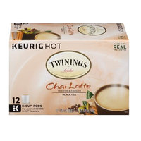 TWININGS® OF London Chai Latte Black Tea K-Cup® Pods