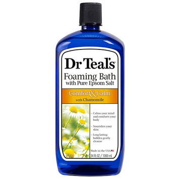 Dr Teal's® Comfort & Calm Foaming Bath With Pure Epsom Salt