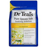 Dr Teal's® Comfort & Calm Pure Epsom Salt Soak With Chamomile