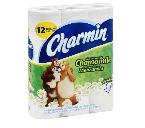 Charmin® Chamomile Toilet Paper
