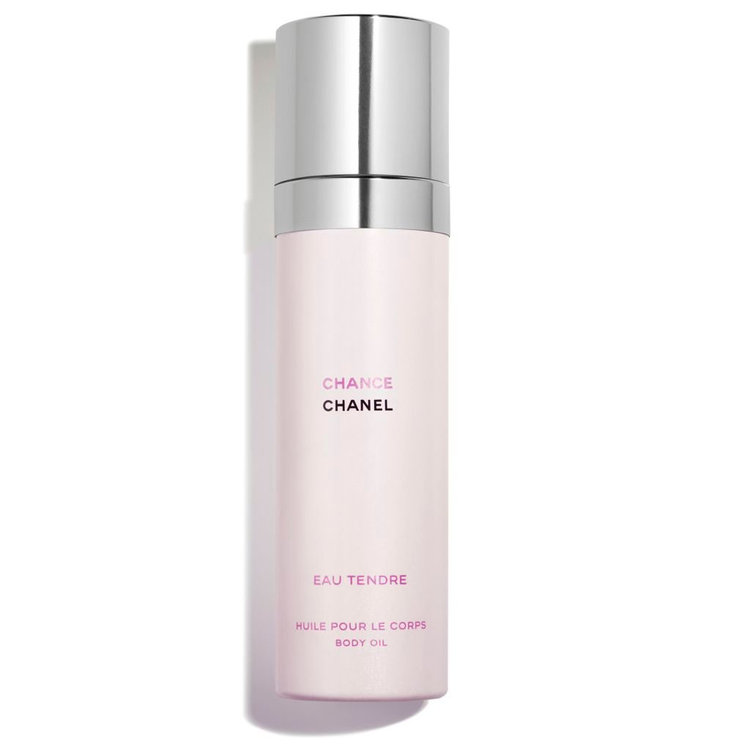 CHANEL Chance Eau Tendre Body Oil