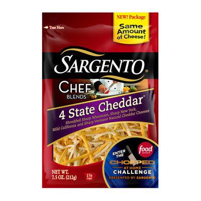 Sargento® Chef Blends® 4 State Cheddar