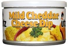 Utz Mild Cheddar Cheese Dip