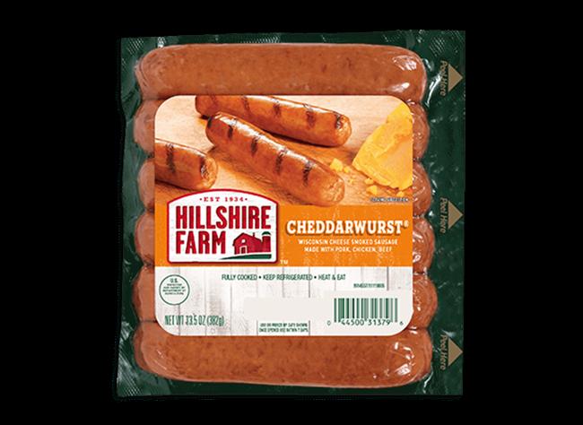 Hillshire Farm Cheddarwurst® Smoked Sausage