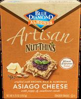 NUT-THINS® ARTISAN Asiago Cheese