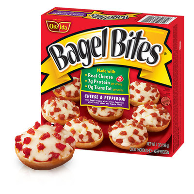 Bagel Bites Cheese & Pepperoni