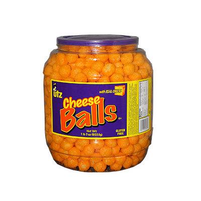 Utz Baked Cheddar Cheese Balls, 28 Oz. - Walmart.com