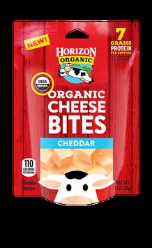 Horizon Cheddar Cheese Bites