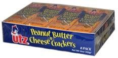 Utz Peanut Butter-n-Cheese Crackers