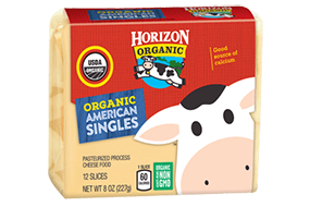 Horizon American Cheese Slices