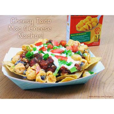 Annie's® Cheesy Taco Mac Nachos