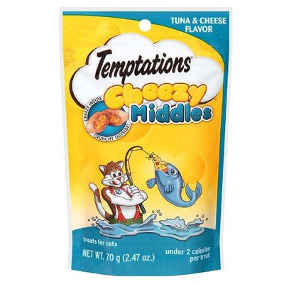 TEMPTATIONS™ Cheezy Middles Tuna And Cheese