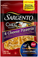 Sargento® Chef Blends® 4 Cheese Pizzeria