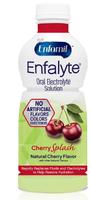 Enfamil Enfalyte Oral Electrolyte Solution, for Oral Rehydration, Ready To Use, Cherry Splash