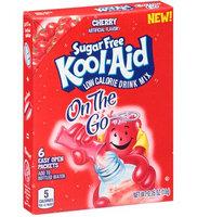 Kool-Aid On-The-Go Sugar Free Cherry Drink Mix
