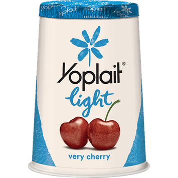 Yoplait® Light Very Cherry Fat Free Yogurt