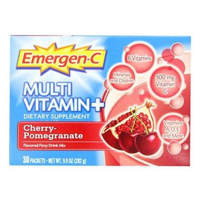 Emergen-C Multi Vitamin+ Cherry-Pomegranate