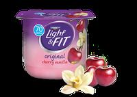 Light & Fit®  Cherry Vanilla Nonfat Yogurt
