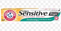 ARM & HAMMER™ Sensitive Freshening with Orajel