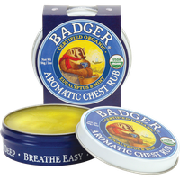 BADGER® Aromatic Chest Rub