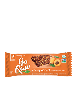 Go Raw Organic Chewy Apricot Sprouted Bar
