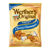 Werther's Original Chewy Caramels Sugar Free