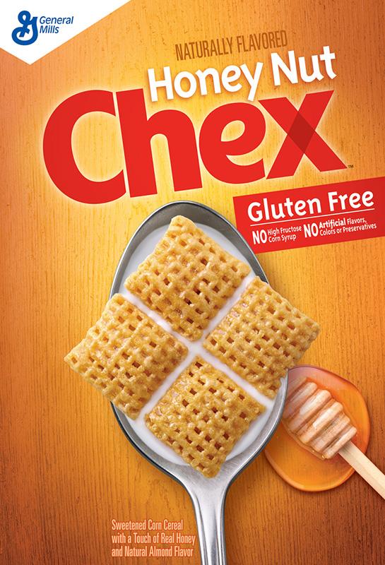 Chex™ Honey Nut Gluten Free