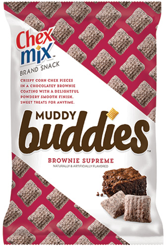 Chex Mix Muddy Buddies Brownie Supreme Snack