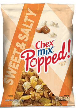 Chex Mix Popped Sweet & Salt  Snack