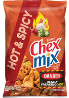 Chex Mix Hot & Spicy Snack