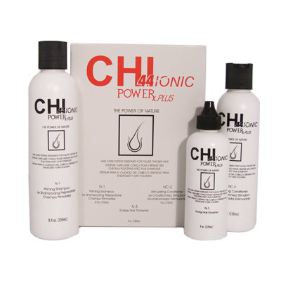 Chi Pub Chi 44 IONIC Power Plus Hair Loss Kit for Normal to Fine Hair