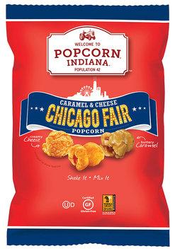 Popcorn Indiana Chicago Fair Caramel & Cheese Popcorn